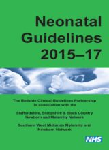 Neonatal Guidelines 2015-2017