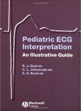 Pediatric ECG Interpretation An Illustrative Guide 1st Edition