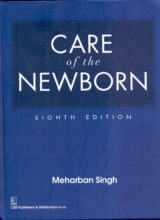 Care of the Newborn 8th edition (2015)
