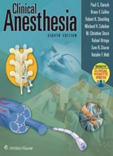 Clinical Anesthesia 8th Edition 2017