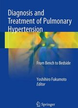 Diagnosis and Treatment of Pulmonary Hypertension: From Bench to Bedside 1st Edition 2017