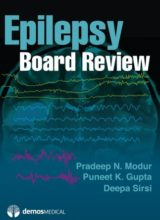 Epilepsy Board Review 1st Edition 2016