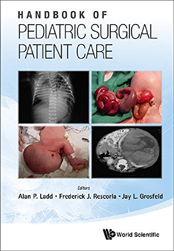 Handbook of Pediatric Surgical Patient Care 1st Edition 2013