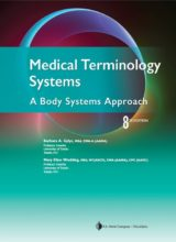 Medical Terminology Systems A Body Systems Approach 8th Edition 2017