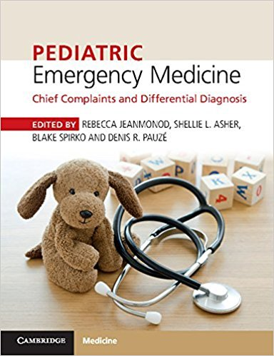 Pediatric Emergency Medicine 1st edition 2018 PDF
