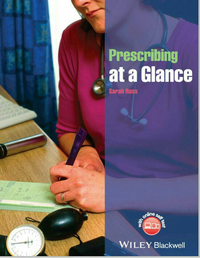 Prescribing at a Glance 1st Edition 2014