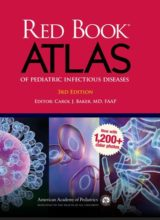 Red Book Atlas of Pediatric Infectious Diseases 3rd Edition 2017