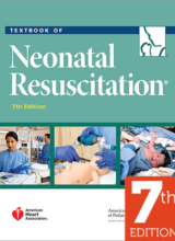 Textbook of Neonatal Resuscitation (NRP) 7th Edition 2016