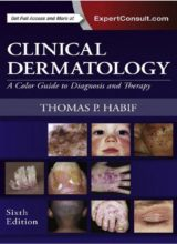 Clinical Dermatology: A Color Guide to Diagnosis and Therapy 6th Edition 2015