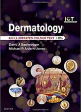 Dermatology: An Illustrated Colour Text 6th Edition 2017