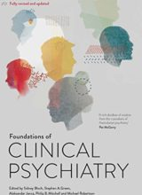 Foundations of Clinical Psychiatry 4th Edition 2017