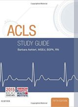 ACLS Study Guide 5th Edition 2017