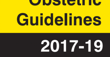 Obstetric Guidelines 2017-2019