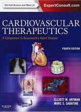 Cardiovascular Therapeutics A Companion to Braunwald's Heart Disease 4th Edition 2013