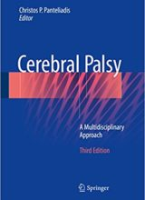 Cerebral Palsy A Multidisciplinary Approach 3rd Edition 2018