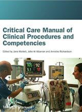 Critical Care Manual of Clinical Procedures and Competencies 1st Edition 2013