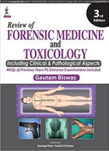 Review of Forensic Medicine and Toxicology 3rd Edition 2015