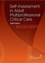 Self-Assessment in Adult Multiprofessional Critical Care 8th Edition 2016