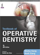 Textbook of Operative Dentistry 3rd Edition 2015