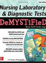 Nursing Laboratory & Diagnostic Tests Demystified 2nd Edition 2018