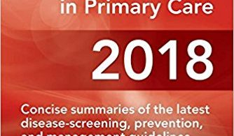 CURRENT Practice Guidelines in Primary Care 16th Edition 2018