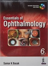 Essentials of Ophthalmology 6th Edition 2015