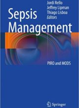 Sepsis Management PIRO and MODS 2012th Edition