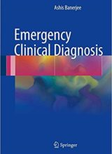 Emergency Clinical Diagnosis 1st Edition 2017