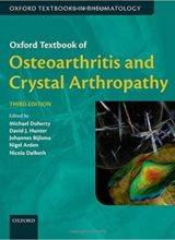 2016 Oxford Textbook of Osteoarthritis and Crystal Arthropathy 3rd ed
