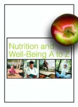 Nutrition and Well-Being A-Z (Two Vol. Set) 2004