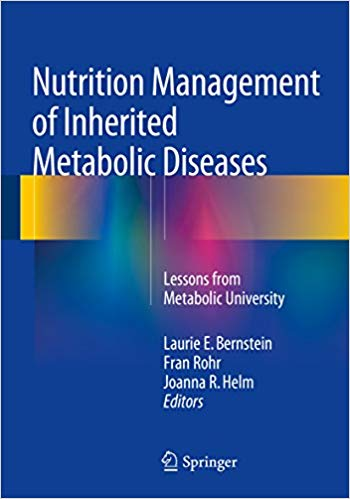 Nutrition Management of Inherited Metabolic Diseases 2015 Edition