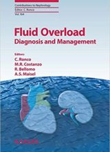 Fluid Overload Diagnosis and Management 1st Edition 2010