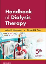 Handbook of Dialysis Therapy 5th Edition 2017