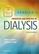 Henrich's Principles and Practice of Dialysis 5th Edition 2017