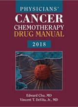 Physicians' Cancer Chemotherapy Drug Manual 18th Edition 2018