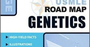 USMLE Road Map Genetics – 1st edition