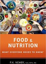 Food and Nutrition: What Everyone Needs to Know 2018
