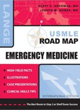 USMLE Road Map Emergency Medicine – 1st edition