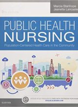 Public Health Nursing: Population-Centered Health Care in the Community 9th Edition