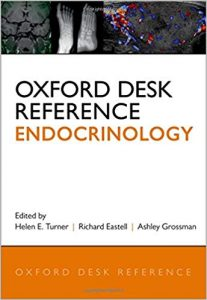 Oxford Desk Reference: Endocrinology (Oxford Desk Reference Series) 1st Edition