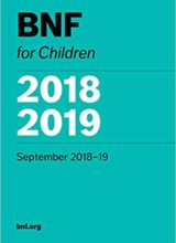 BNF for Children (BNFC) 2018-2019