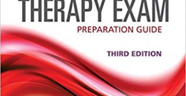 Comprehensive Respiratory Therapy Exam Preparation Guide 3rd Edition 2019