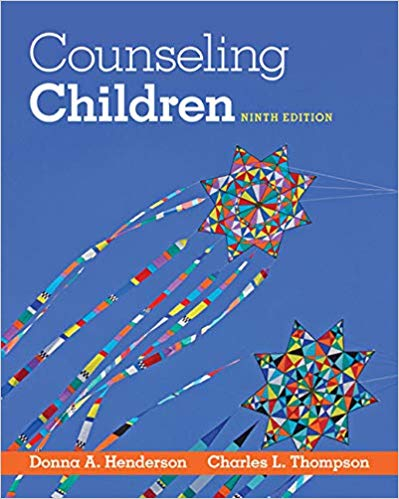 Counseling Children 9th Edition 2016