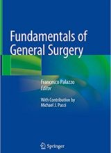 Fundamentals of General Surgery 1st Edition 2018