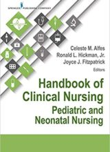 Handbook of Clinical Nursing: Pediatric and Neonatal Nursing 1st Edition 2018