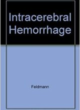INTRACEREBRAL HEMORRHAGE 1994