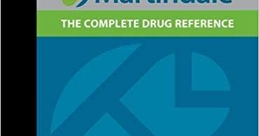 Martindale: The Complete Drug Reference 38th Revised Edition 2014