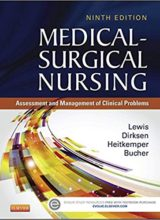 Medical-Surgical Nursing : Assessment and Management of Clinical Problems 9th Edition 2014