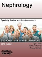 Nephrology: Specialty Review and Self-Assessment 2017