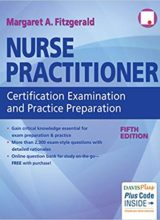 Nurse Practitioner Certification Examination and Practice Preparation 5th Edition 2017